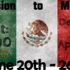 2016 Mission to Mexico June 20th – 26th