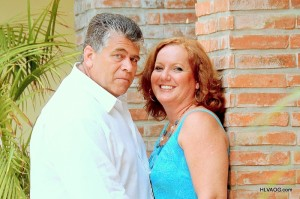 Darren Hogan is our Senior Pastor. Pictured here with his Wife Judi